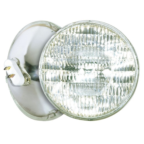 Satco Lighting Incandescent PAR56 Light Bulb 2 Pin Base Narrow Flood 22 Degree Beam Spread 120V by Satco S4810