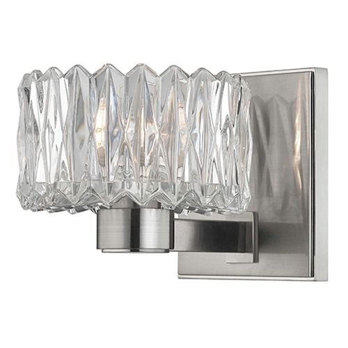 Hudson Valley Lighting Anson 1 Light Sconce - Satin Nickel 2171-SN