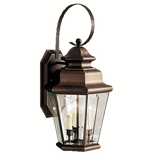 Kichler Lighting Kichler Outdoor Wall Light in Olde Bronze Finish 9677OZ