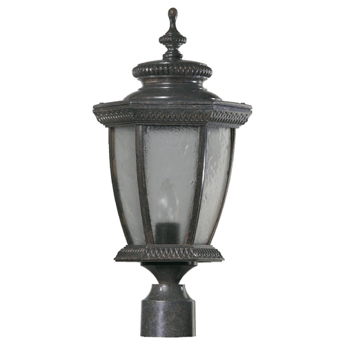Quorum Lighting Quorum Lighting Baltic Granite Post Light 7806-45