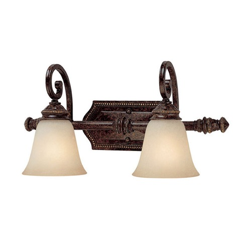 Capital Lighting Capital Lighting Barclay Chesterfield Brown Bathroom Light 1522CB-287