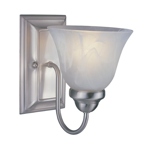 Z-Lite Z-Lite Lexington Brushed Nickel Sconce 311-1S-BN