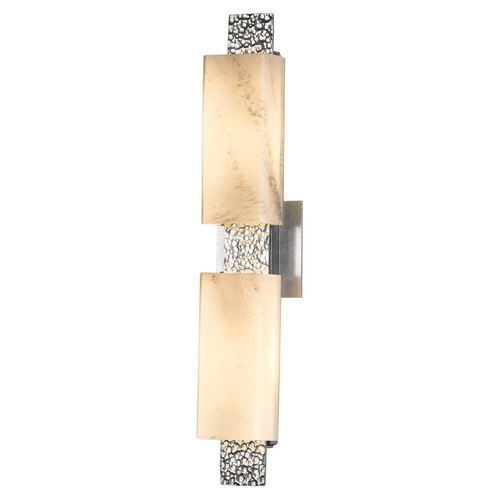 Hubbardton Forge Lighting Oceanus Vintage Platinum Bathroom Light - Vertical or Horizontal Mounting 207695-SKT-82-HH0441