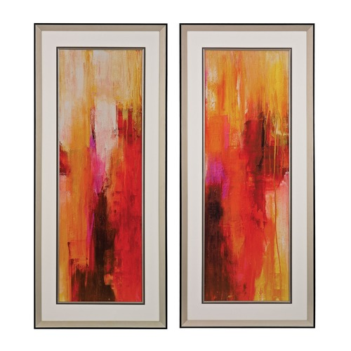 Sterling Lighting Sweet Karma I, II - Fine Art Giclee Under Glass 151-015/S2