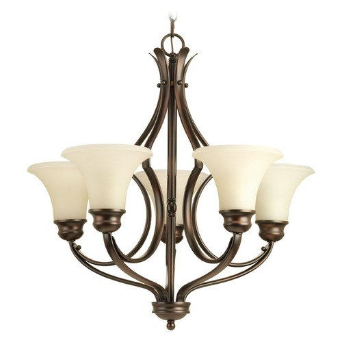 Progress Lighting Progress Lighting Applause Antique Bronze Chandelier P4036-20