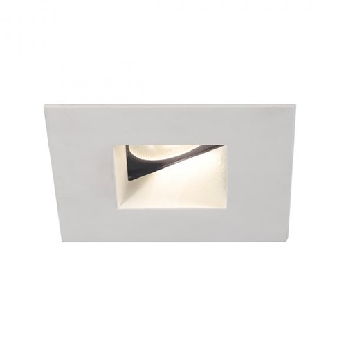 WAC Lighting WAC Lighting Square White 2-Inch LED Recessed Trim 3000K 740LM 30 Degree HR2LEDT509PN930WT