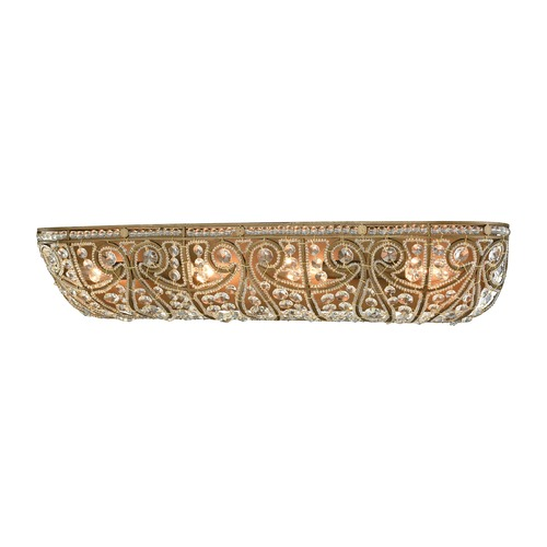 Elk Lighting Elk Lighting Elizabethan Dark Bronze Bathroom Light 15961/4