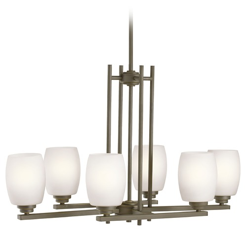 Kichler Lighting Kichler Lighting Eileen Olde Bronze LED Chandelier 3898OZSL16