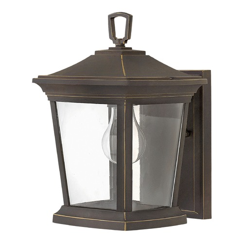 Hinkley Hinkley Bromley Oil Rubbed Bronze Outdoor Wall Light 2368OZ