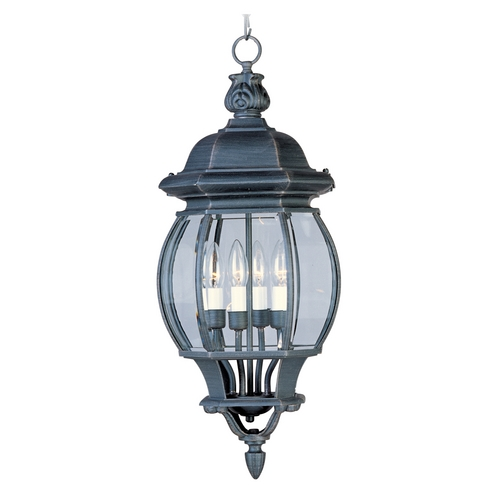 Maxim Lighting Maxim Lighting Crown Hill Rust Patina Outdoor Hanging Light 1039RP