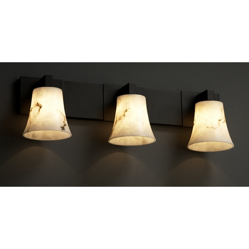 Justice Design Group Justice Design Group Lumenaria Collection Bathroom Light FAL-8923-20-MBLK