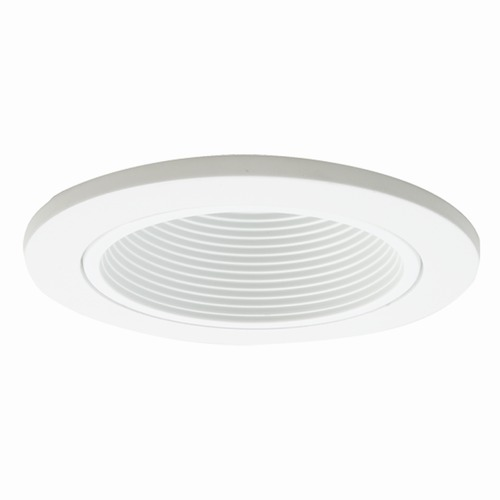 Elite Lighting Elite Lighting White Recessed Trim ELILB401WWH
