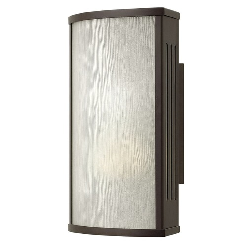 Hinkley Lighting Hinkley Lighting District Bronze LED Outdoor Wall Light 2110BZ-LED