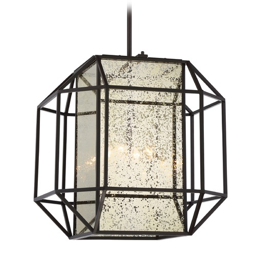 Quoizel Lighting Quoizel Lighting Colton Western Bronze Pendant Light CTO5204WT