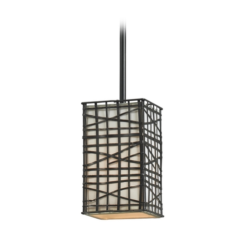 Kenroy Home Lighting Modern Mini-Pendant Light 91583BRZ