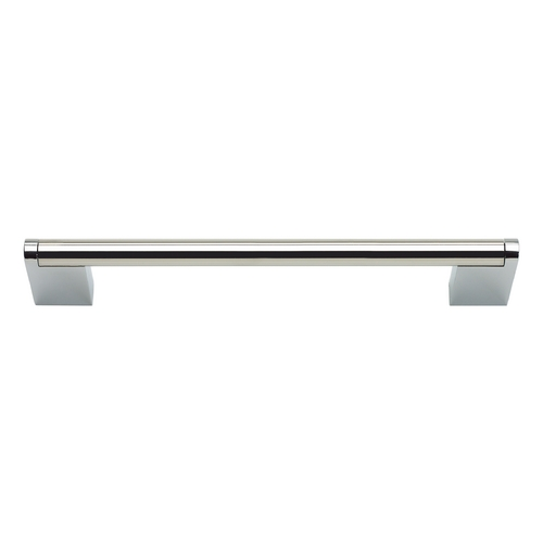 Atlas Homewares Modern Cabinet Pull in Pol Stainless Steel Finish A858-PS