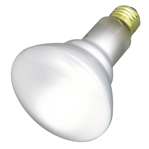 Satco Lighting Incandescent BR30 Light Bulb Medium Base Dimmable S2808
