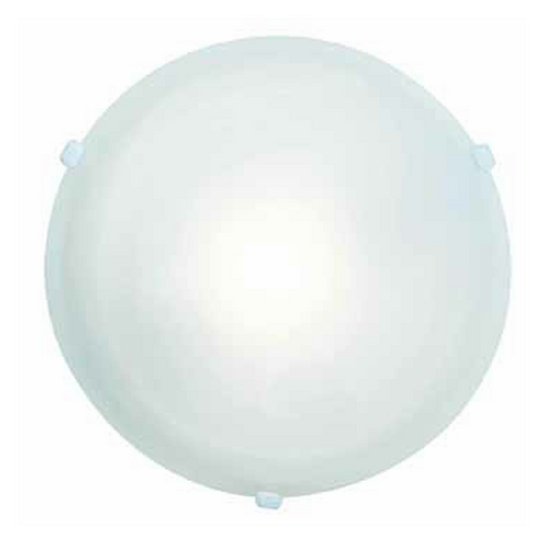 Access Lighting Access Lighting Nimbus White Flushmount Light C50050WHALBEN1313BS