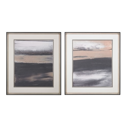 Sterling Lighting Glide I, II- Limited Edition Print On Fine Art Paper Under Glass 151-017/S2