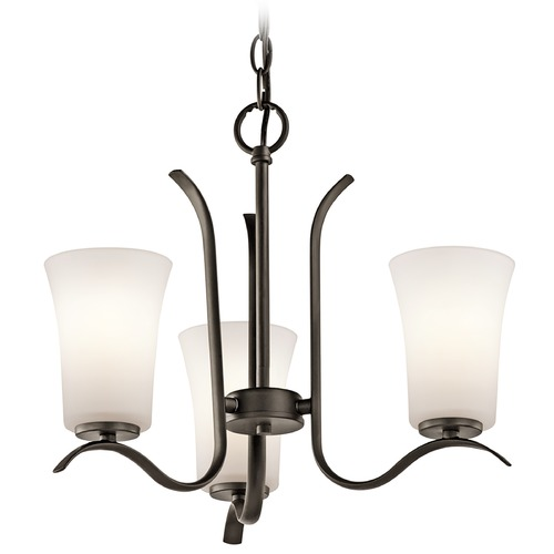 Kichler Lighting Kichler Lighting Armida Olde Bronze LED Chandelier 43073OZL16