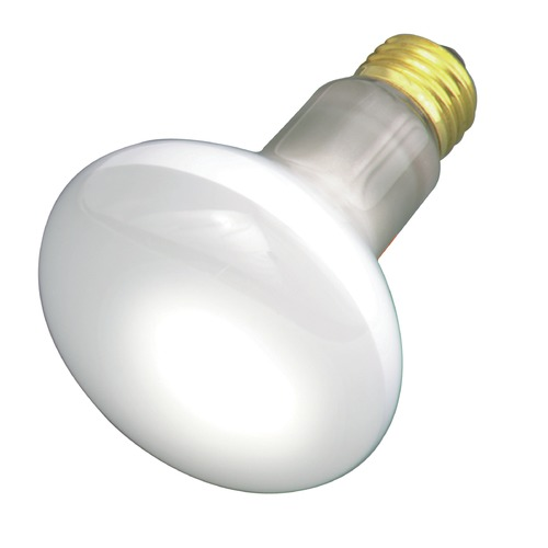 Satco Lighting Incandescent R20 Light Bulb Medium Base Dimmable S2810