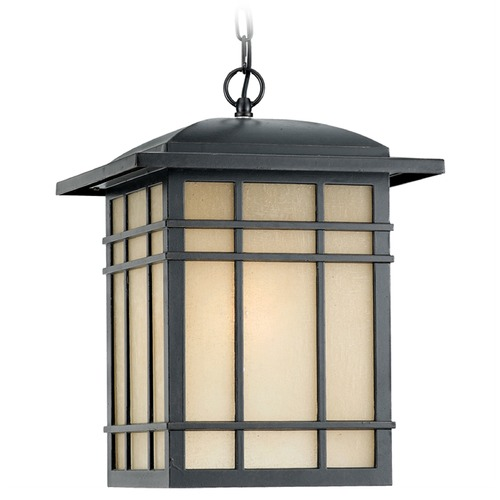 Quoizel Lighting Quoizel Hillcrest Imperial Bronze Outdoor Hanging Light HC1109IBFL
