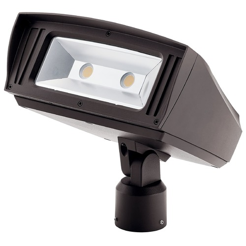 Kichler Lighting Kichler Lighting Landscape LED Textured Architectural Bronze LED Flood - Spot Light 16225AZT30SL