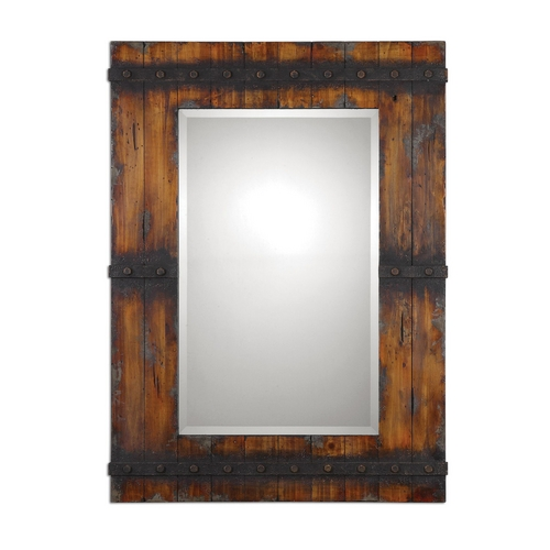 Uttermost Lighting Rectangle 31.75-Inch Mirror 13804