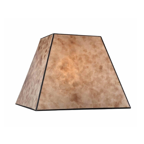 Design Classics Lighting Square Mica Lamp Shade SH9586
