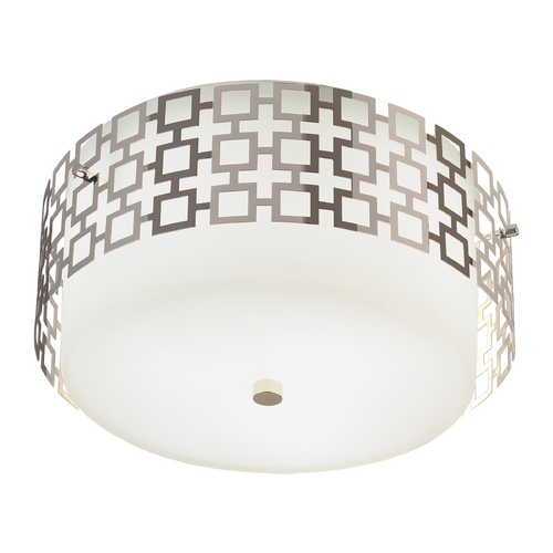 Robert Abbey Lighting Robert Abbey Jonathan Adler Parker Flushmount Light S664