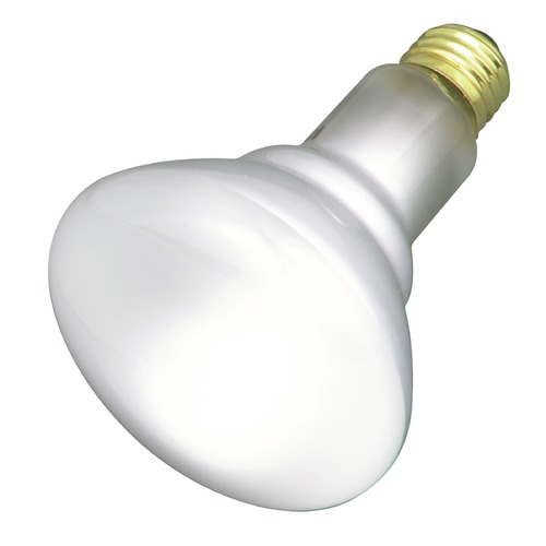 Satco Lighting Incandescent BR30 Light Bulb Medium Base Dimmable S2817