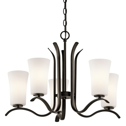 Kichler Lighting Kichler Lighting Armida Olde Bronze LED Chandelier 43074OZL16