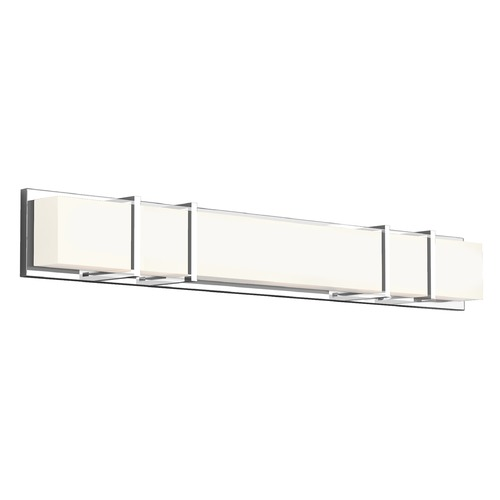 Kuzco Lighting Kuzco Lighting Alberni Chrome LED Vertical Bathroom Light VL61638-CH