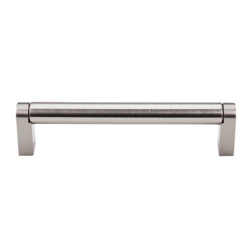 Top Knobs Hardware Modern Cabinet Pull in Brushed Satin Nickel Finish M1003