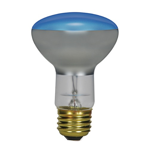 Satco Lighting Incandescent R20 Light Bulb Medium Base 120V by Satco S2850