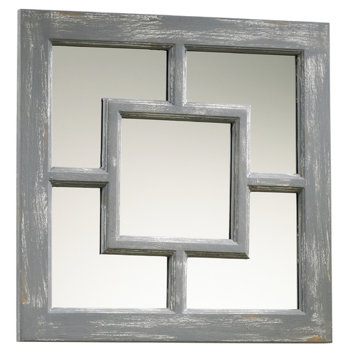Cyan Design Ashbury Square 17-Inch Mirror 04282