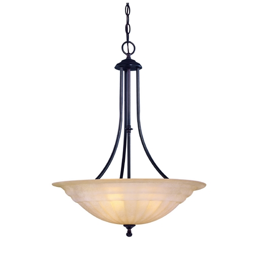 Dolan Designs Lighting Modern Pendant Light in Bolivian Bronze Finish 669-78