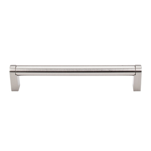 Top Knobs Hardware Modern Cabinet Pull in Brushed Satin Nickel Finish M1004