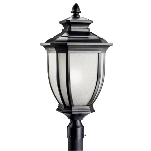 Kichler Lighting Kichler Oversize Outdoor Post Light 9940BK