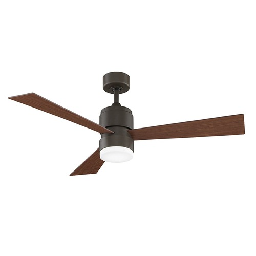 Fanimation Fans Fanimation Fans Zonix Oil-Rubbed Bronze LED Ceiling Fan with Light FP4650OB