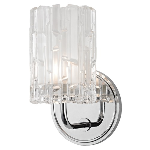 Hudson Valley Lighting Dexter 1 Light Sconce - Polished Chrome 1331-PC