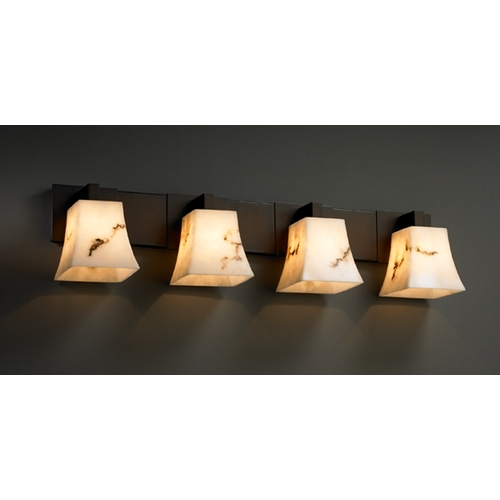 Justice Design Group Justice Design Group Lumenaria Collection Bathroom Light FAL-8924-40-DBRZ