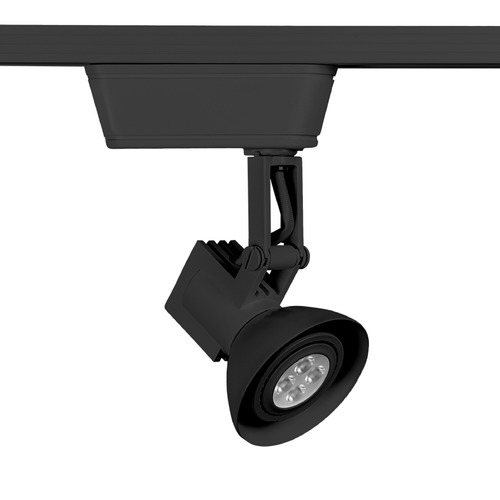 WAC Lighting Wac Lighting Black LED Track Light Head HHT-856LED-BK