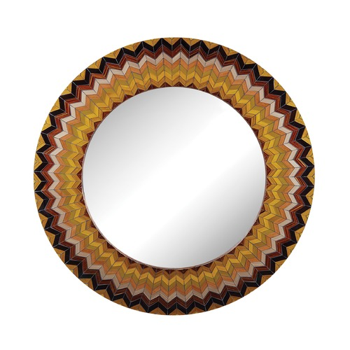 Dimond Lighting Earth Multi Starburst Wall Mirror 163-003