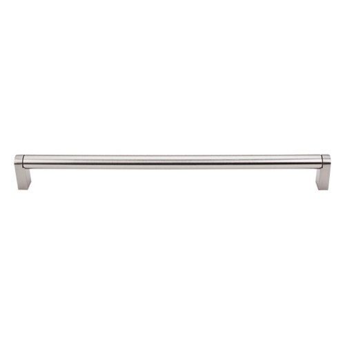 Top Knobs Hardware Modern Cabinet Pull in Brushed Satin Nickel Finish M1006