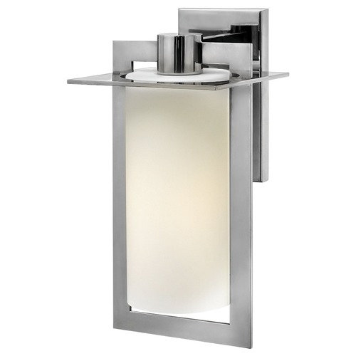 Hinkley Lighting Hinkley Colfax Polished Stainless Steel Outdoor Wall Light 2924PS