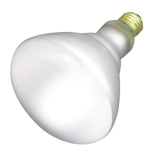 Satco Lighting Incandescent BR40 Light Bulb Medium Base Dimmable S2853