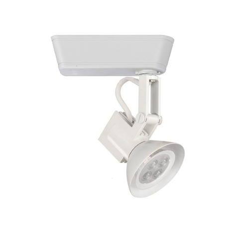 WAC Lighting Wac Lighting White LED Track Light Head HHT-856LED-WT