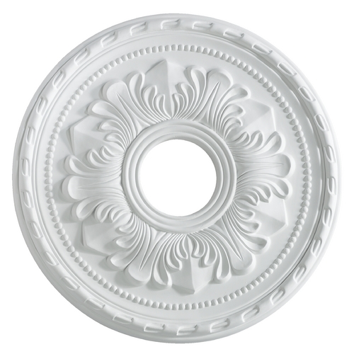 Quorum Lighting Quorum Lighting Studio White Medallion 7-2604-8
