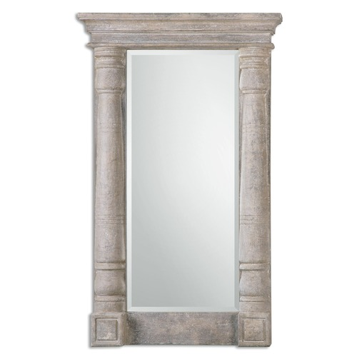 Uttermost Lighting Uttermost Castelvetere Carved Wood Mirror 13918